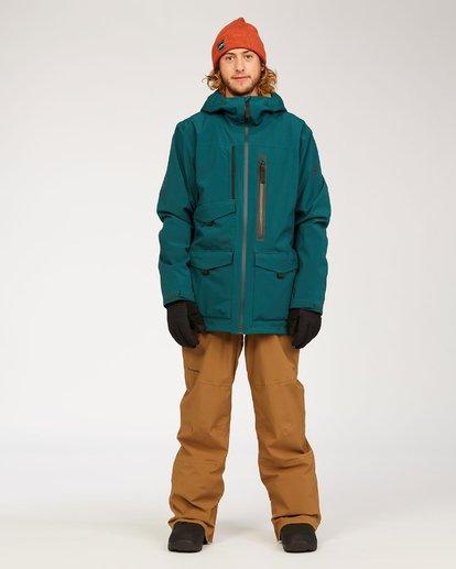 6 Adventure Division Collection Prism Stx - Wasserdichte Jacke für Männer  U6JM20BIF0 Billabong