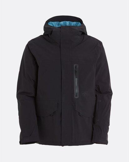9 Adventure Division Collection Delta Stx - Wasserdichte Jacke für Männer Schwarz U6JM21BIF0 Billabong