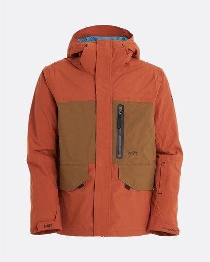 9 Adventure Division Collection Delta Stx - Wasserdichte Jacke für Männer  U6JM21BIF0 Billabong