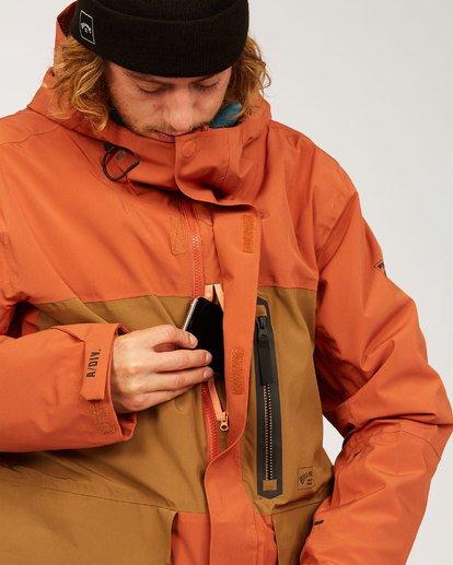 3 Adventure Division Collection Delta Stx - Wasserdichte Jacke für Männer  U6JM21BIF0 Billabong