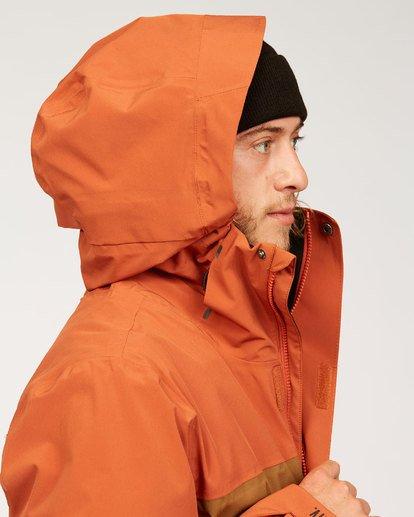 7 Adventure Division Collection Delta Stx - Wasserdichte Jacke für Männer  U6JM21BIF0 Billabong
