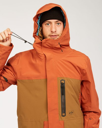 8 Adventure Division Collection Delta Stx - Wasserdichte Jacke für Männer  U6JM21BIF0 Billabong