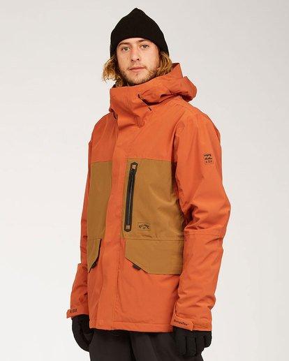 4 Adventure Division Collection Delta Stx - Wasserdichte Jacke für Männer  U6JM21BIF0 Billabong