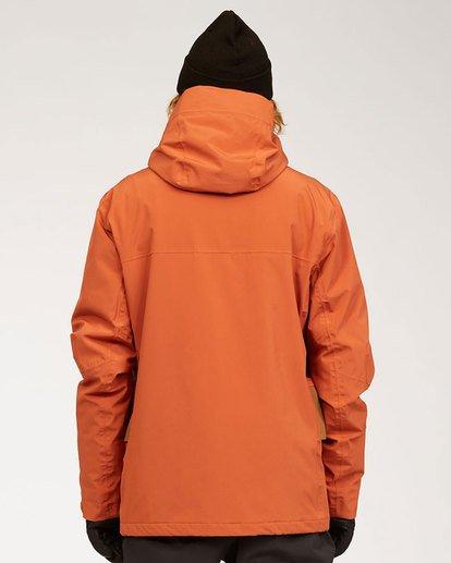 5 Adventure Division Collection Delta Stx - Wasserdichte Jacke für Männer  U6JM21BIF0 Billabong