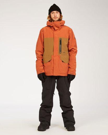 6 Adventure Division Collection Delta Stx - Wasserdichte Jacke für Männer  U6JM21BIF0 Billabong