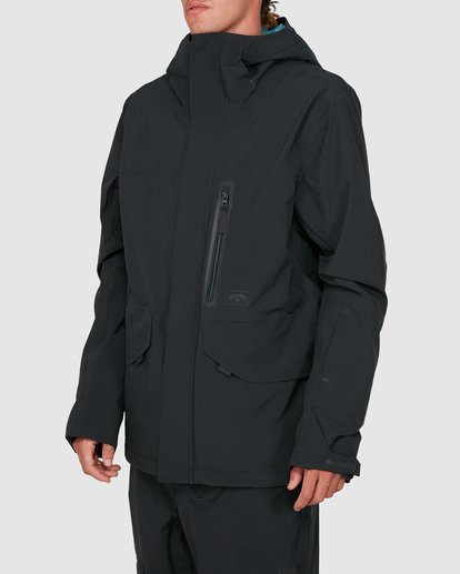 1 Delta SympaTex Jacket Black U6JM21S Billabong