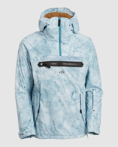 7 Quest Jacket Multicolor U6JM23S Billabong