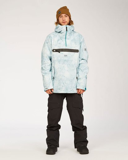 6 Quest Jacket Multicolor U6JM23S Billabong