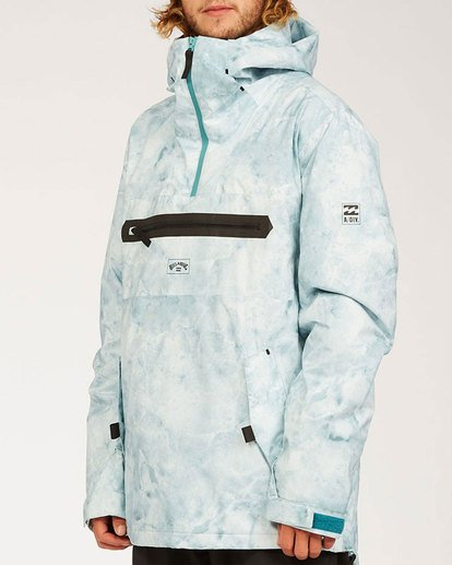 1 Quest Jacket Multicolor U6JM23S Billabong