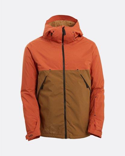 10 Adventure Division Collection Expedition - Jacket for Men  U6JM24BIF0 Billabong