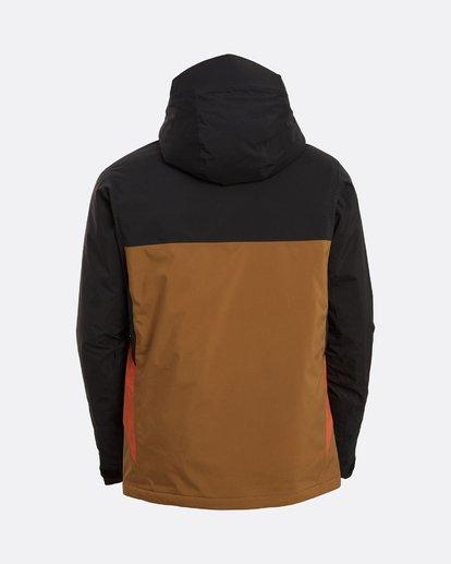 11 Adventure Division Collection Expedition - Jacket for Men Brown U6JM24BIF0 Billabong