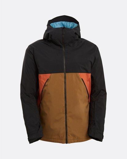 10 Adventure Division Collection Expedition - Jacket for Men Brown U6JM24BIF0 Billabong
