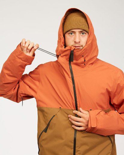 9 Adventure Division Collection Expedition - Jacket for Men  U6JM24BIF0 Billabong