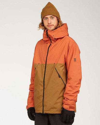 3 Adventure Division Collection Expedition - Jacket for Men  U6JM24BIF0 Billabong