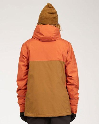 4 Adventure Division Collection Expedition - Jacket for Men  U6JM24BIF0 Billabong