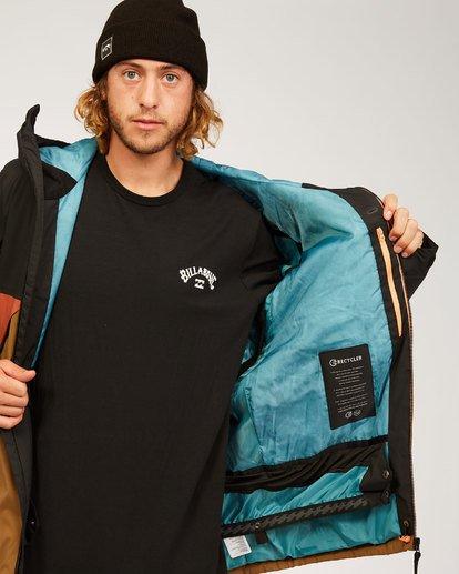 2 Adventure Division Collection Expedition - Jacket for Men Brown U6JM24BIF0 Billabong