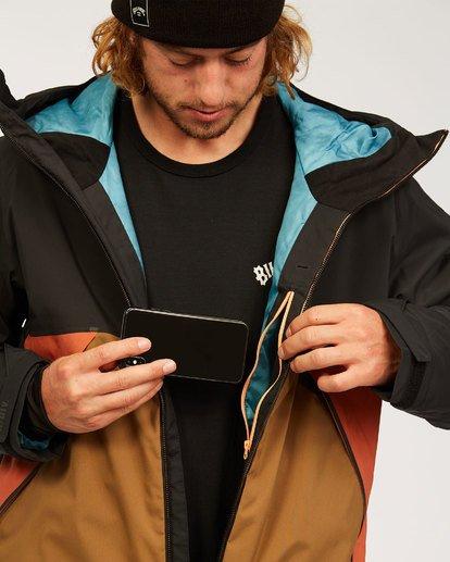 3 Adventure Division Collection Expedition - Jacket for Men Brown U6JM24BIF0 Billabong
