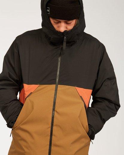 8 Adventure Division Collection Expedition - Jacket for Men Brown U6JM24BIF0 Billabong