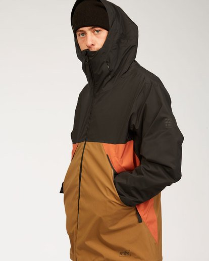9 Adventure Division Collection Expedition - Jacket for Men Brown U6JM24BIF0 Billabong