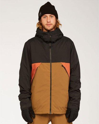 0 Adventure Division Collection Expedition - Jacket for Men Brown U6JM24BIF0 Billabong