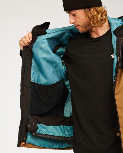 1 Adventure Division Collection Expedition - Jacket for Men Brown U6JM24BIF0 Billabong
