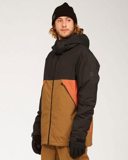 4 Adventure Division Collection Expedition - Jacket for Men Brown U6JM24BIF0 Billabong