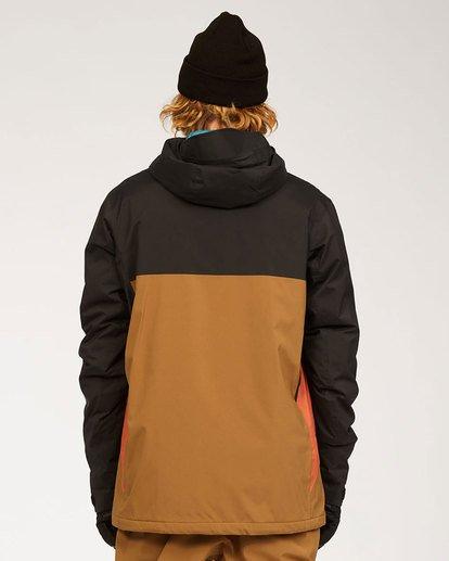 5 Adventure Division Collection Expedition - Jacket for Men Brown U6JM24BIF0 Billabong