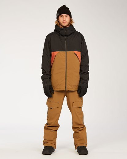 6 Adventure Division Collection Expedition - Jacket for Men Brown U6JM24BIF0 Billabong