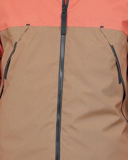 4 Expedition Jacket Orange U6JM24S Billabong