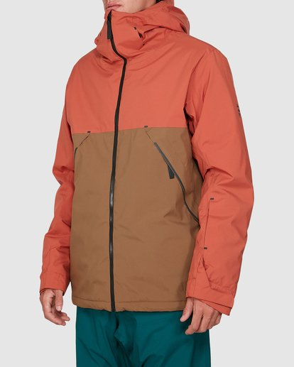 1 Expedition Jacket Orange U6JM24S Billabong