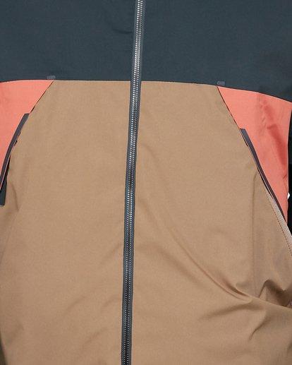 4 Expedition Jacket Brown U6JM24S Billabong