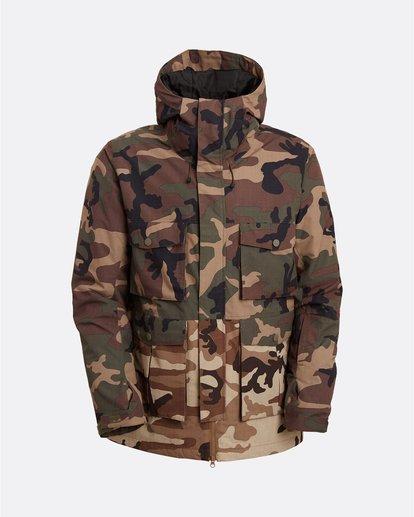 9 Adversary - Jacket for Men  U6JM25BIF0 Billabong