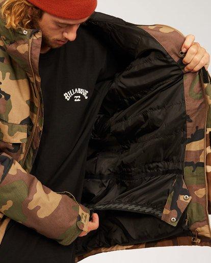4 Adversary - Jacket for Men  U6JM25BIF0 Billabong