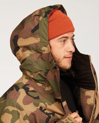 7 Adversary - Jacket for Men  U6JM25BIF0 Billabong