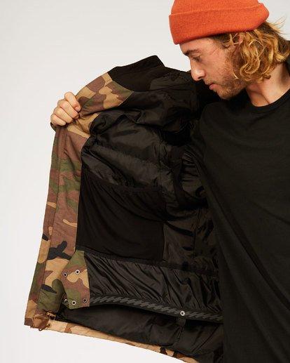 5 Adversary - Jacket for Men  U6JM25BIF0 Billabong