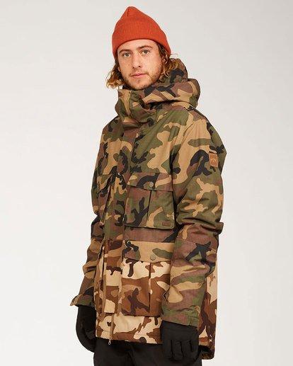 1 Adversary - Jacket for Men  U6JM25BIF0 Billabong