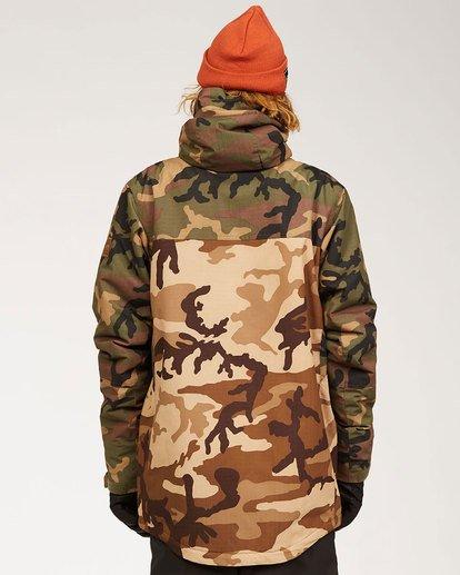 2 Adversary - Jacket for Men  U6JM25BIF0 Billabong