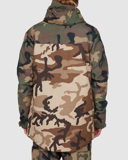 2 Adversary Jacket Camo U6JM25S Billabong