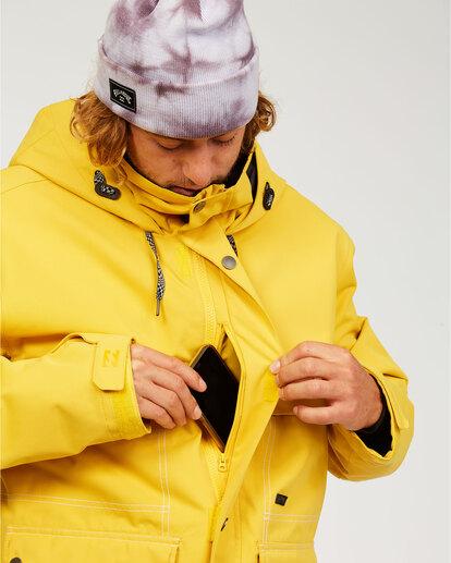 6 Shadow - Jacket for Men Grey U6JM26BIF0 Billabong