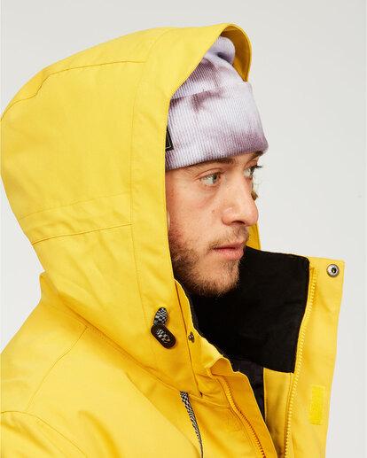 7 Shadow - Jacket for Men Grey U6JM26BIF0 Billabong