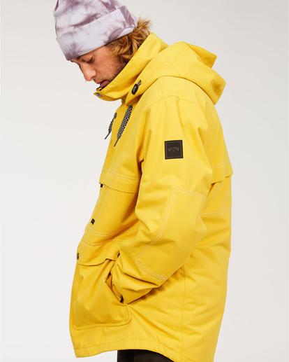 8 Shadow - Jacket for Men Grey U6JM26BIF0 Billabong