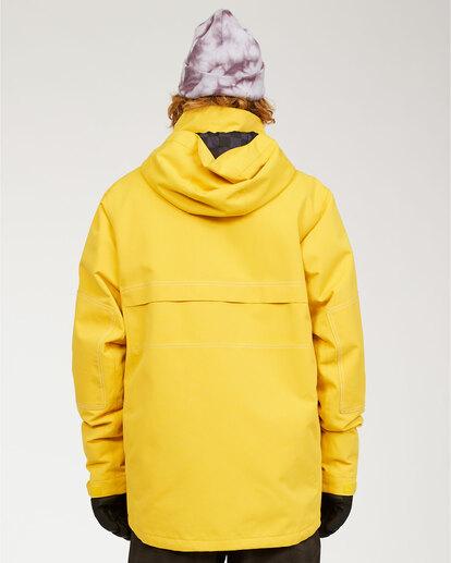 2 Shadow - Jacket for Men Grey U6JM26BIF0 Billabong