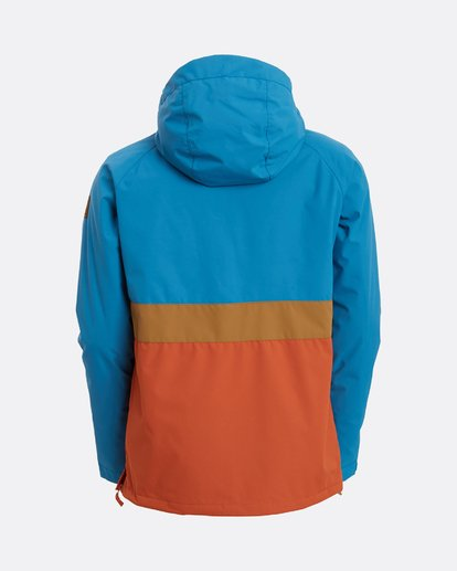 9 Stalefish - Jacket for Men Blue U6JM27BIF0 Billabong