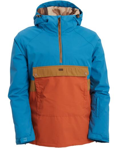 8 Stalefish - Jacket for Men Blue U6JM27BIF0 Billabong