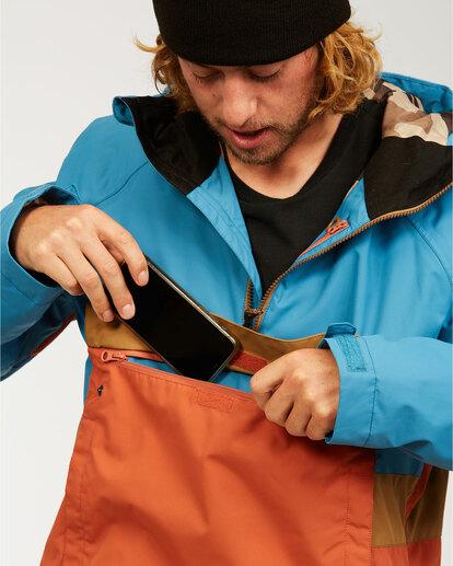 4 Stalefish - Jacket for Men Blue U6JM27BIF0 Billabong