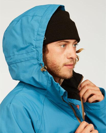 5 Stalefish - Jacket for Men Blue U6JM27BIF0 Billabong