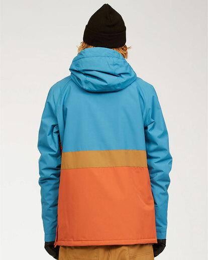 2 Stalefish - Jacket for Men Blue U6JM27BIF0 Billabong