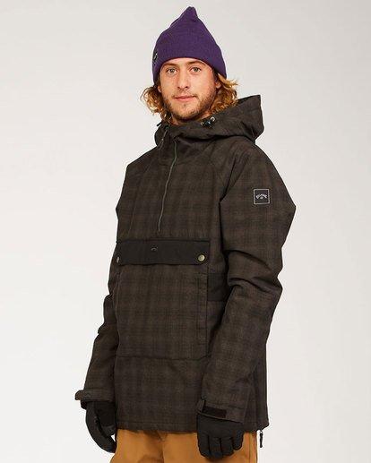 4 Stalefish - Jacket for Men  U6JM27BIF0 Billabong