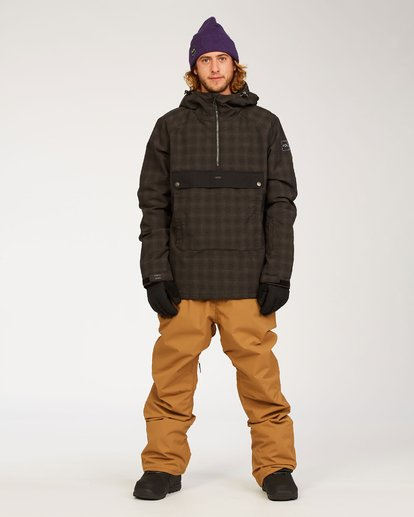 6 Stalefish - Jacket for Men  U6JM27BIF0 Billabong