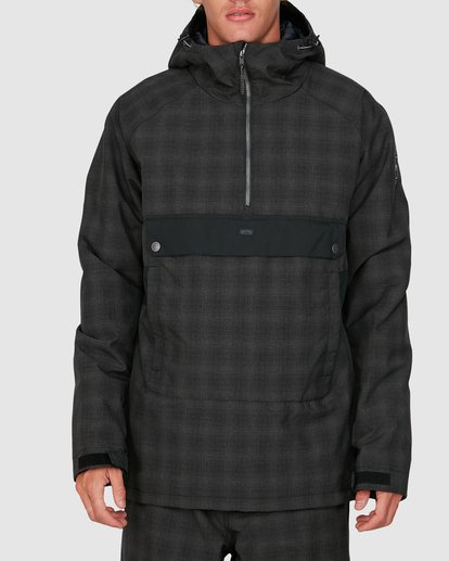 0 Stalefish Jacket Black U6JM27S Billabong